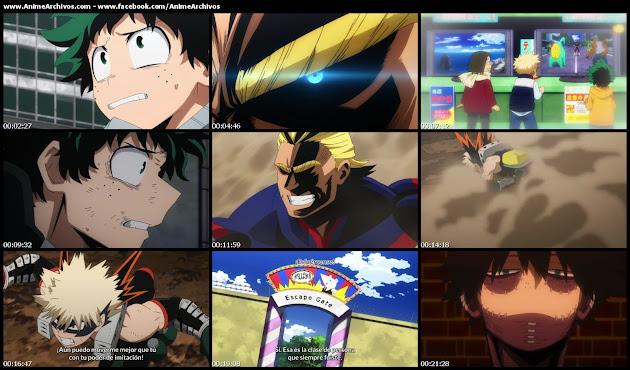 Boku no Hero Academia 2nd Season 24