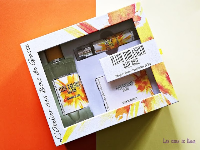 Sorteo Navidad con L'Atelier des Bois de Grasse fragancias grasse provenza francesa  beauty perfumes belleza regalos
