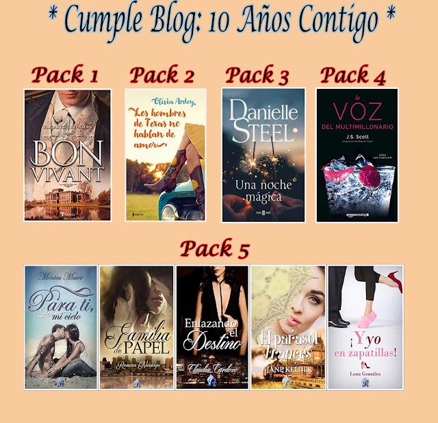 CUMPLE BLOG - 10 AÑOS CONTIGO