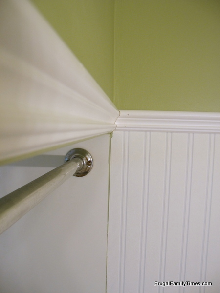 Beadboard Wallpaper Plate Rail