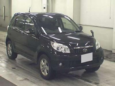 16004PT05 2010 Toyota Rush G