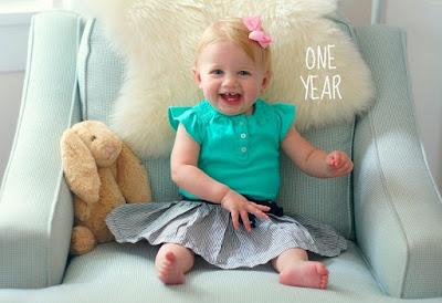 Baby's Development Age 12 Months