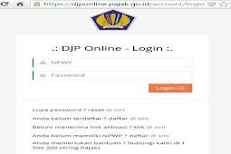 [Cara] Lapor SPT Tahunan Online