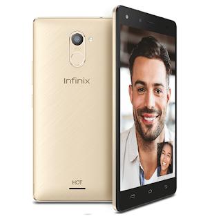 Harga Terbaru Smartphone Infinix Hot 4 dan spesifikasi