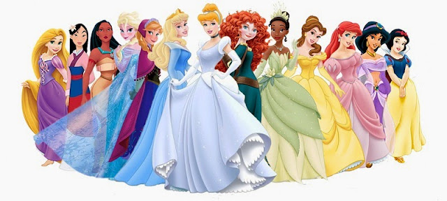 watch disney princess movies online free