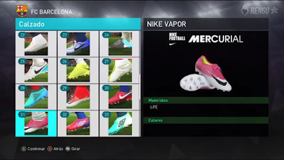 PES 2018 Bootpack by LPE & Rengo