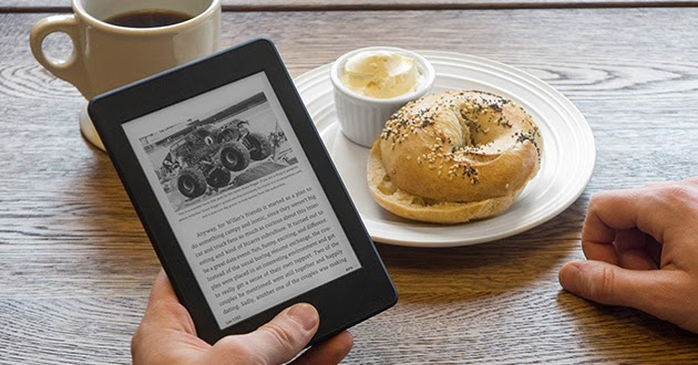 To Kindle or Not to Kindle