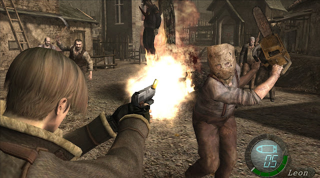 Resident Evil Coming to Nintendo Switch in 2019