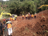 Hari Kelima Evakuasi Longsor Ponorogo, Tim SAR Ajak Saksi Mata dan Keluarga Korban
