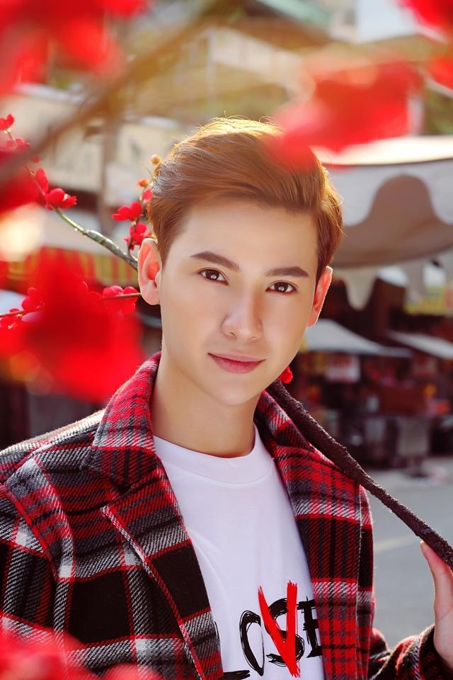 diễn viên trẻ điển trai Đoàn Huỳnh Duy Lâm 9