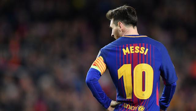 L'étonnante confidence de Messi au vestiaire du Barça