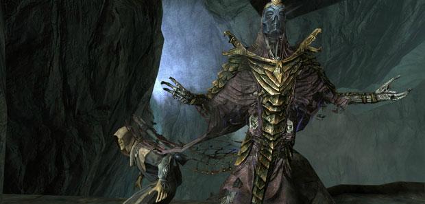 Skyrim Looting Dragon Priests Tip