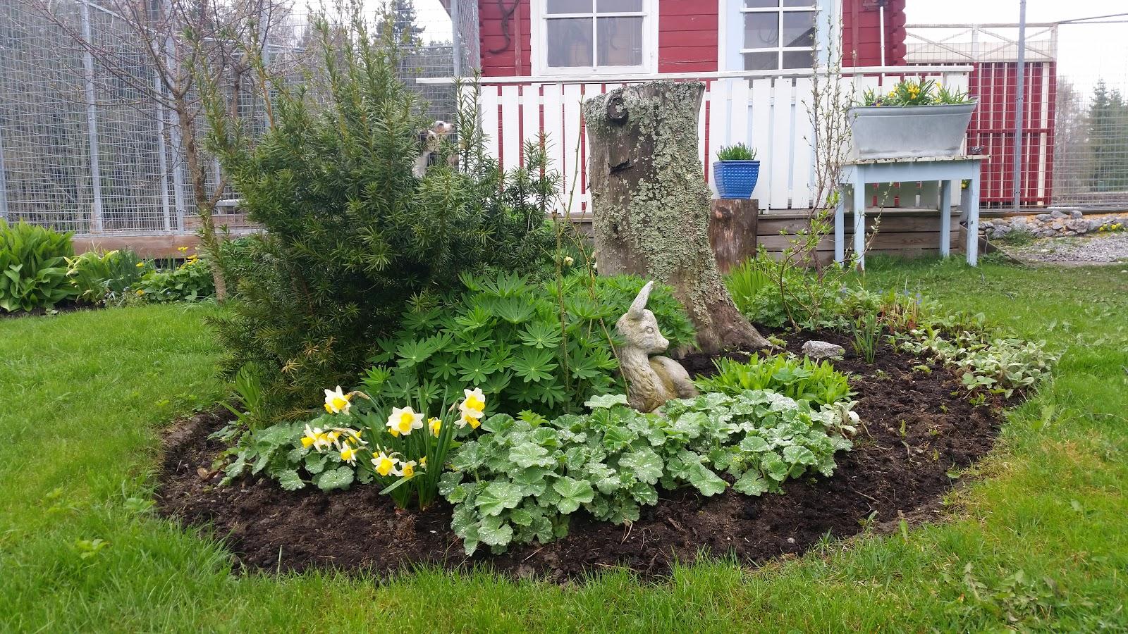 Bekjente hagen