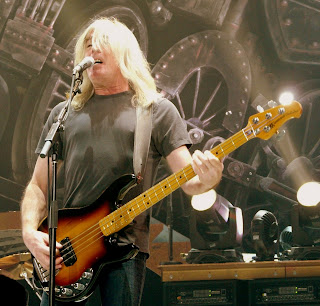 Registrado el último adios de Cliff Williams con AC/DC