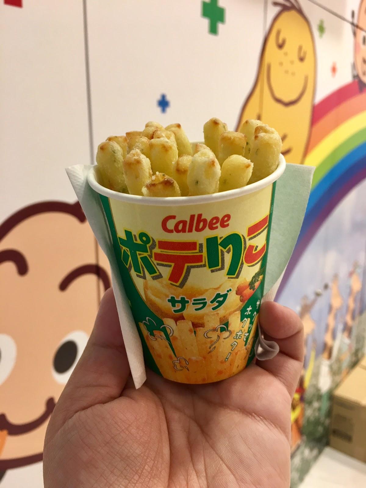 Calbee Harajuku Tokyo