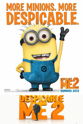 minions, Steve Carell, animated
