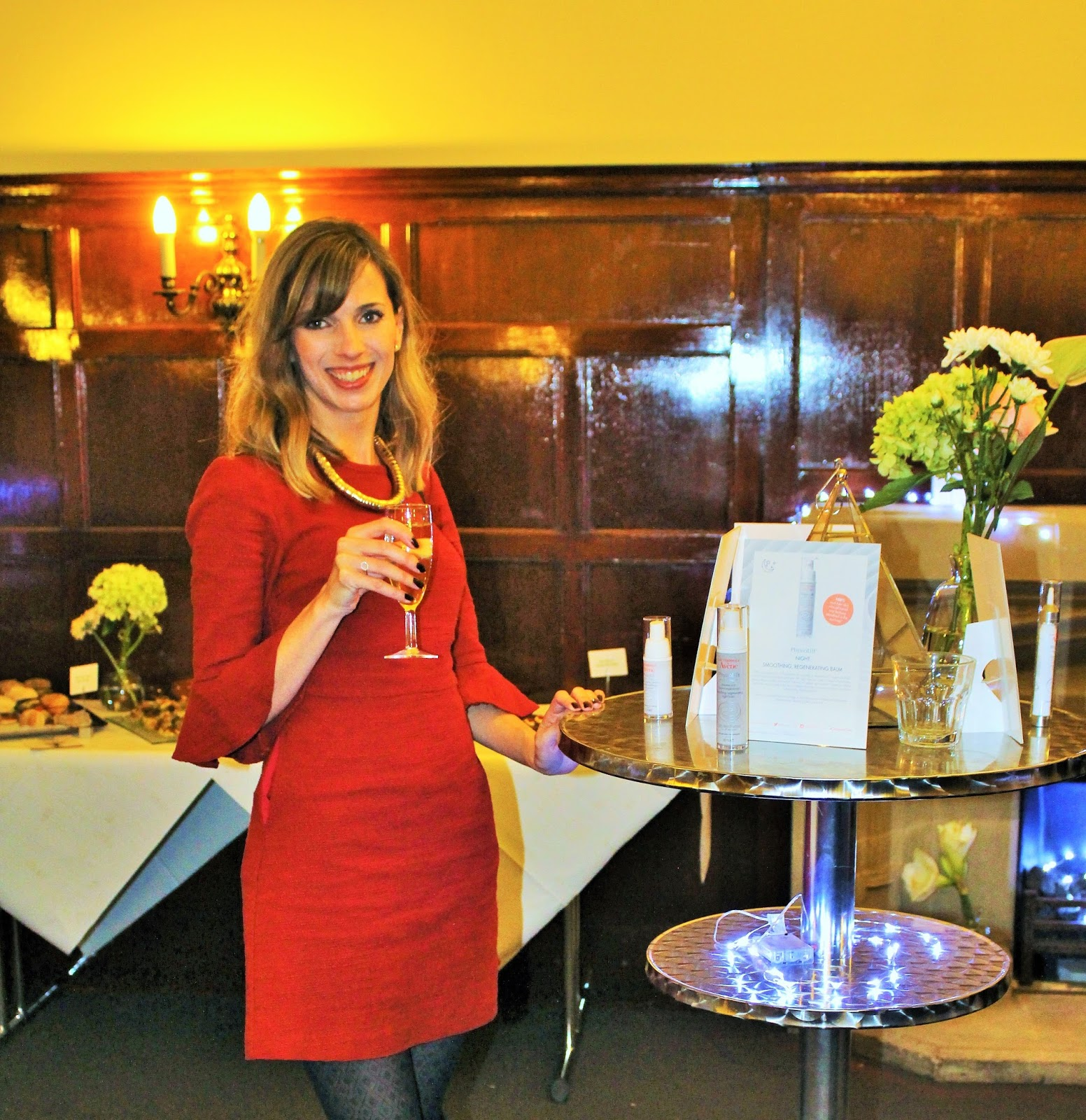 Avene 30 Plus Event - OOTN with Topshop Dress