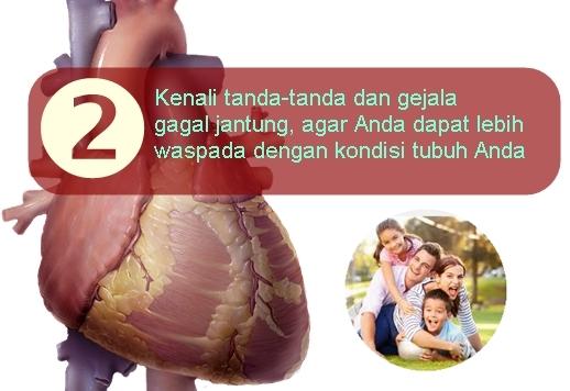 Gejala Penyakit Gagal Jantung