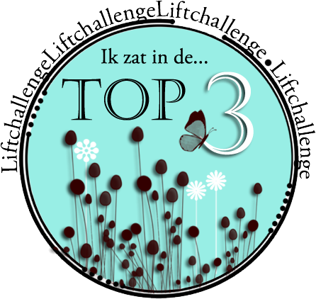 In de top drie!