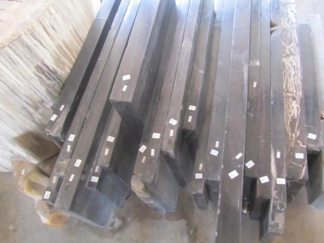 petrified wood of medium size table