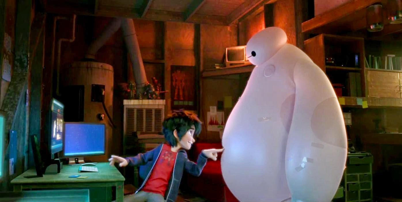 Big Hero 6 Movie Still