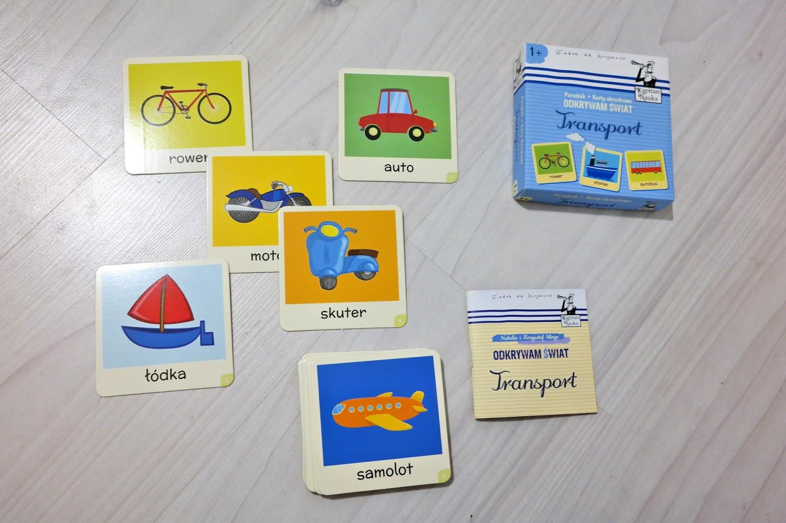 nazwy pojazdów