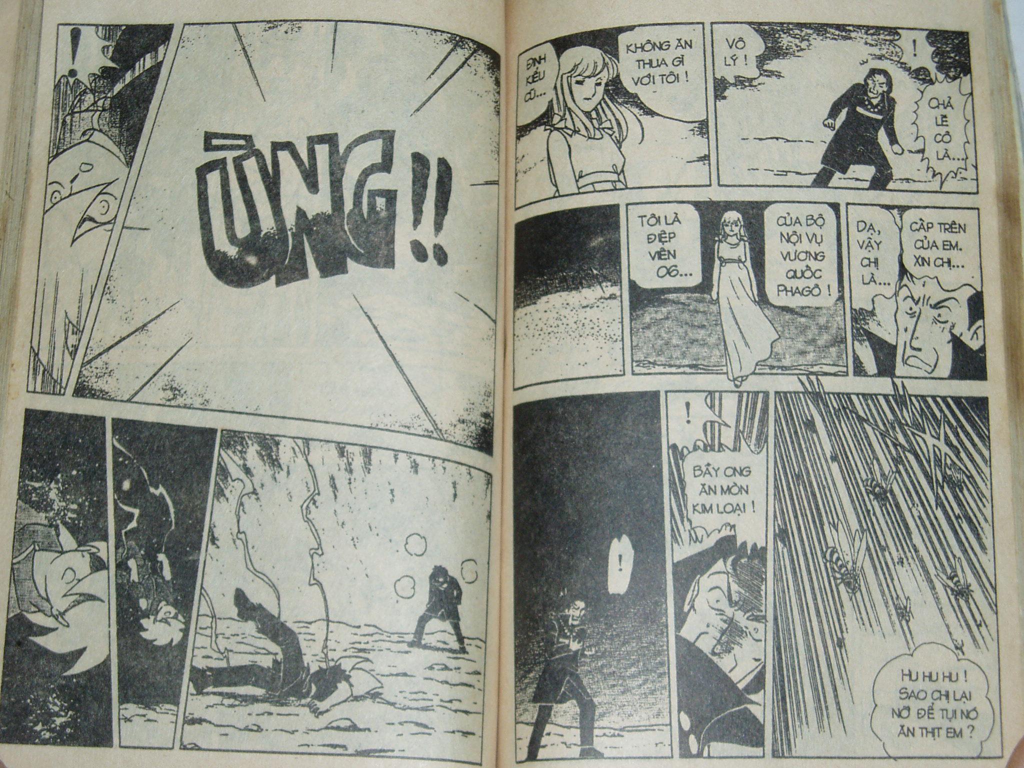 Siêu nhân Locke vol 18 trang 48