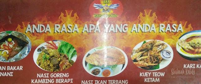 Rawang Burger Bakar