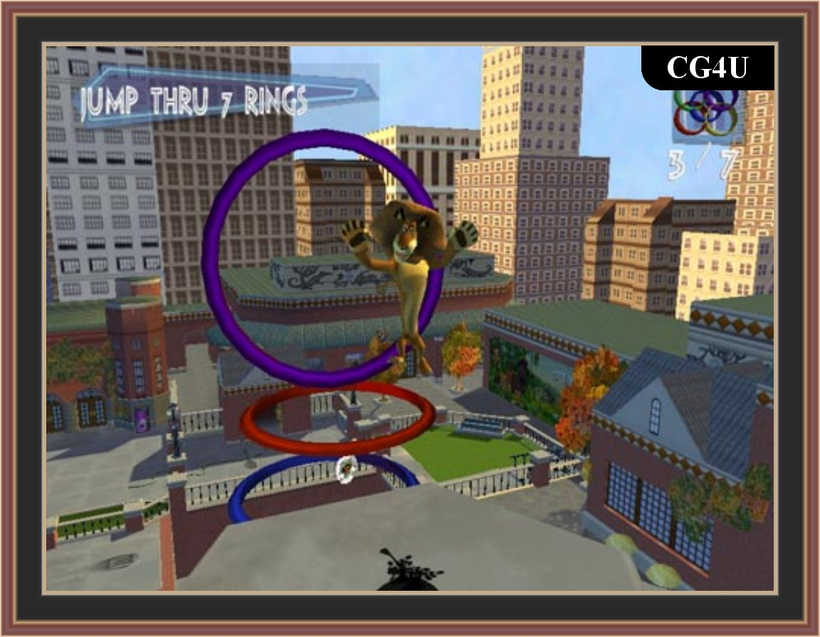 Madagascar Online Game