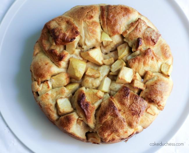 Apple Harvest Bread