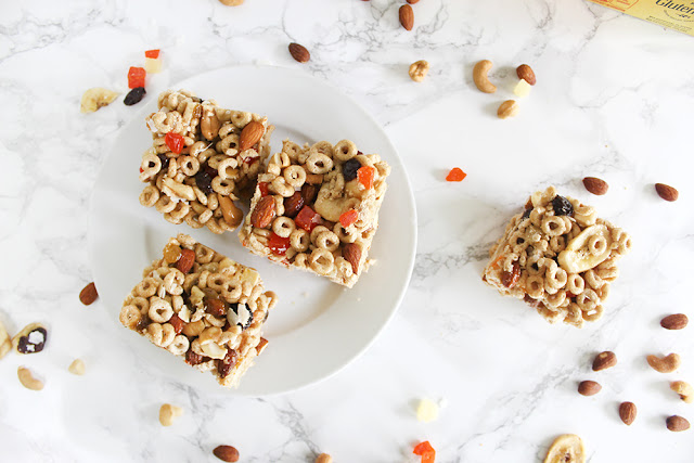 Cheerios Tropical Fruit & Nut Cereal Bars