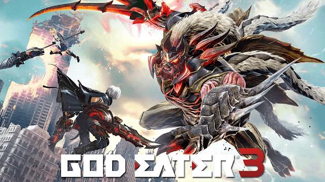 Link Tải Game GOD EATER 3 ( GOD EATER 3 Free Download )