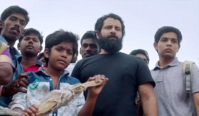 Spirit Of Chennai | Humanity Universal | Chiyaan Vikram | C. Girinandh