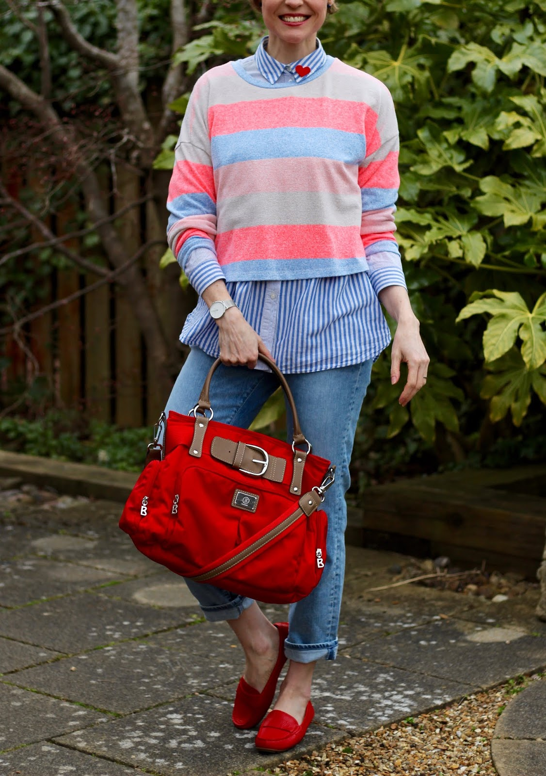 Light and Bright Casual Spring Outfit | Accessorising over 40 | Fake Fabulous
