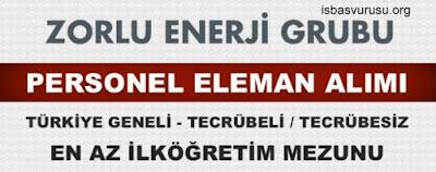 zorlu-enerji-is-ilanlari