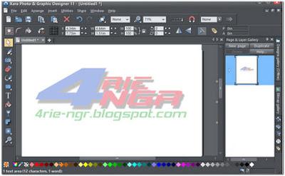 Xara Photo & Graphic Designer 365 12.5.0.48392 Full Terbaru