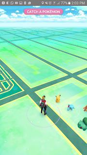 Pokemon Go Pikachu starter