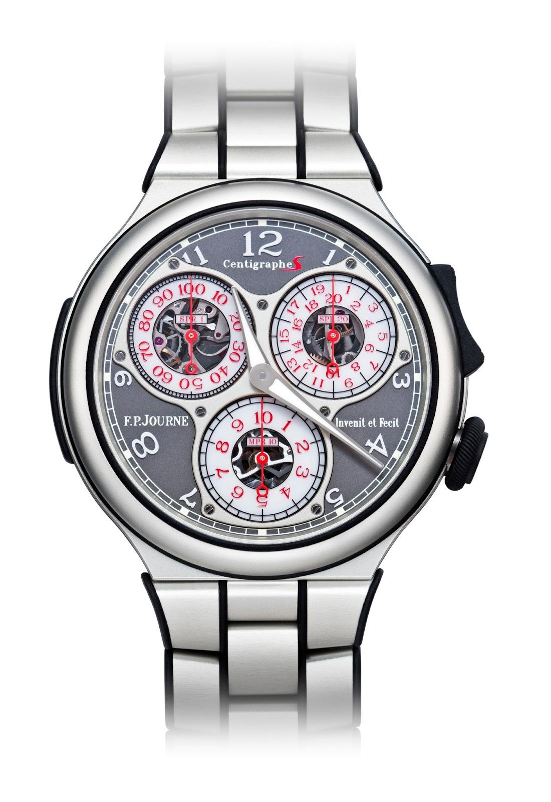 780158e43b0 Estação Cronográfica  Chegado ao mercado - relógio F.P. Journe ...