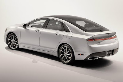 Lincoln MKZ 2018 Reviews, Specs, Price