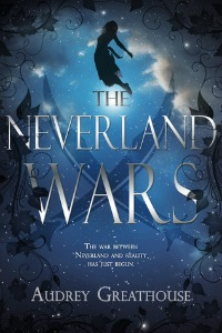 cover of The Neverland Wars by Audrey Greathouse