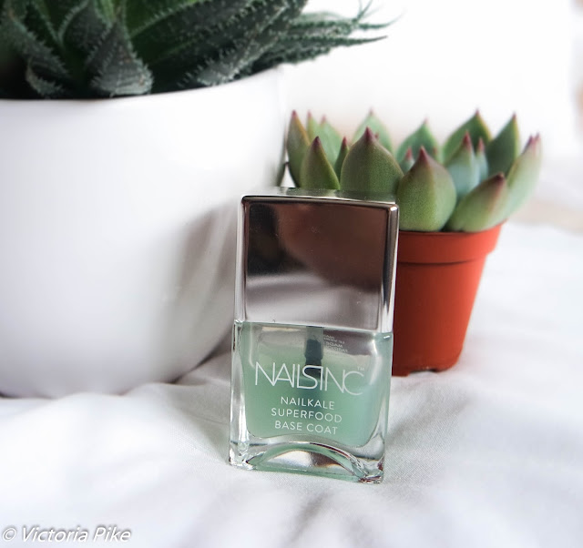 Nails inc Nailkale superfood base coat review