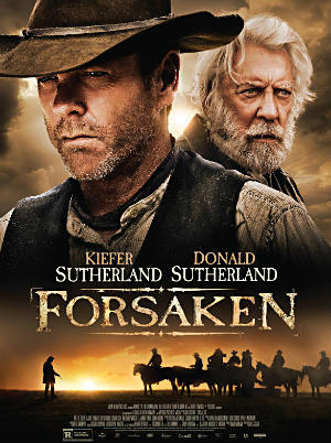Baixar Forsaken Poster Forsaken HDRip XviD & RMVB Legendado Download