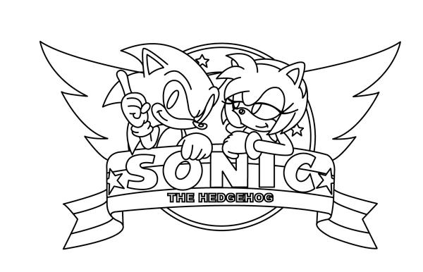 Dibujos Sonic Para Imprimir Dibujos Para Colorear