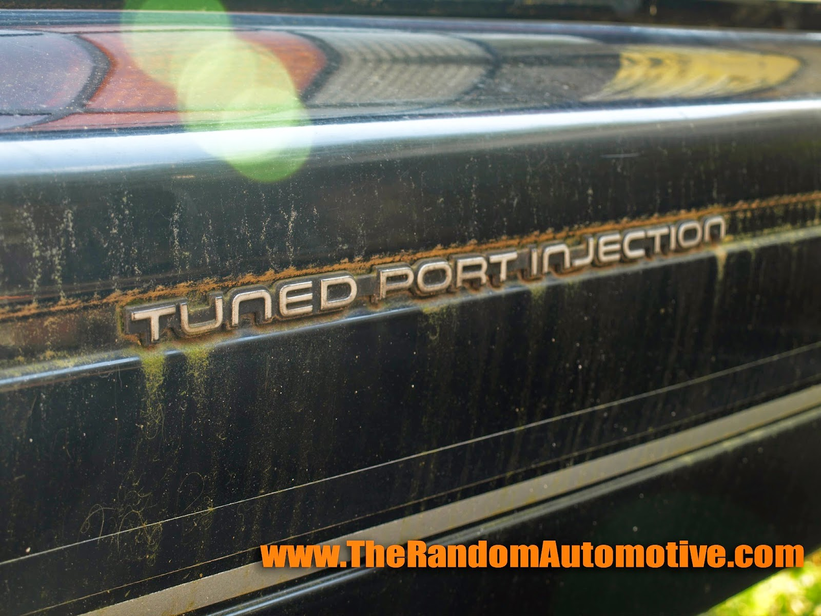 1985 camaro iroc-z chevy rotting in style american muscle db productions dylan benson random auto