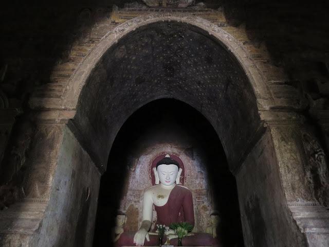 Templos de Bagán