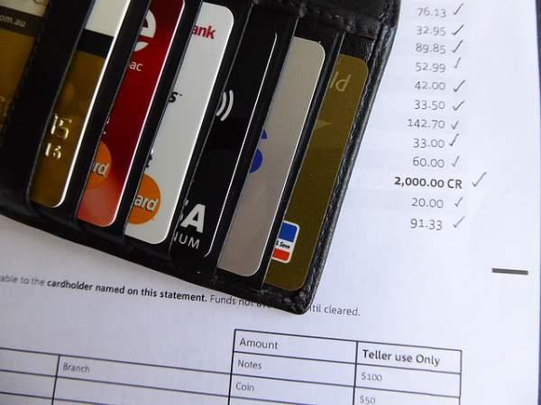 grants for credit card bills
