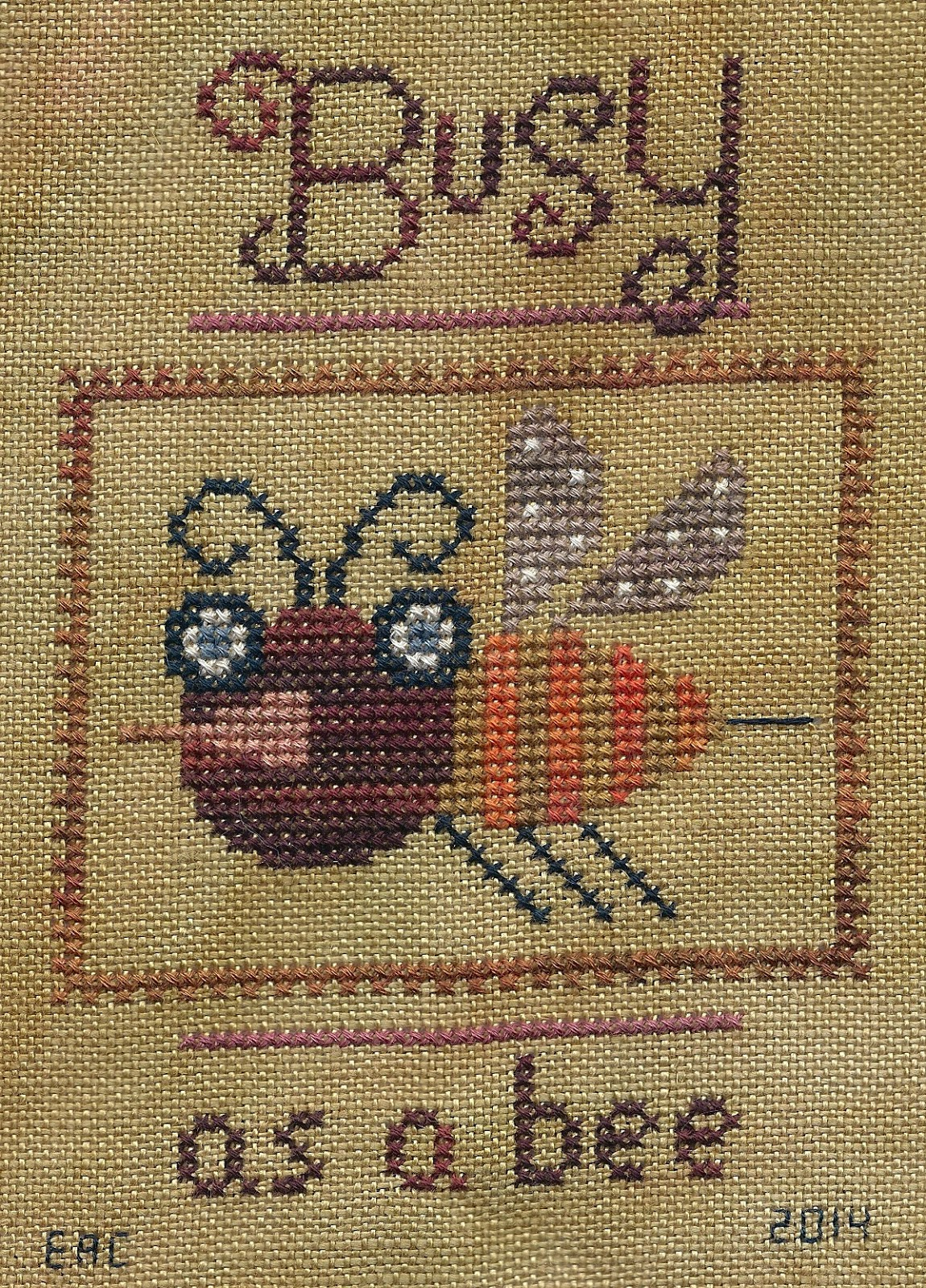 Garden Grumbles And Cross Stitch Fumbles Friday Birds