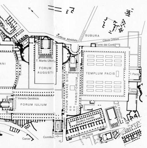 GJCL Classical Art History: The Templum Pacis
