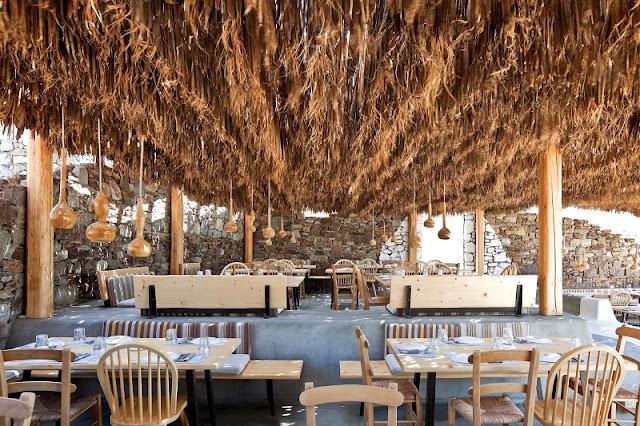 Restaurante Romântico em Ibiza