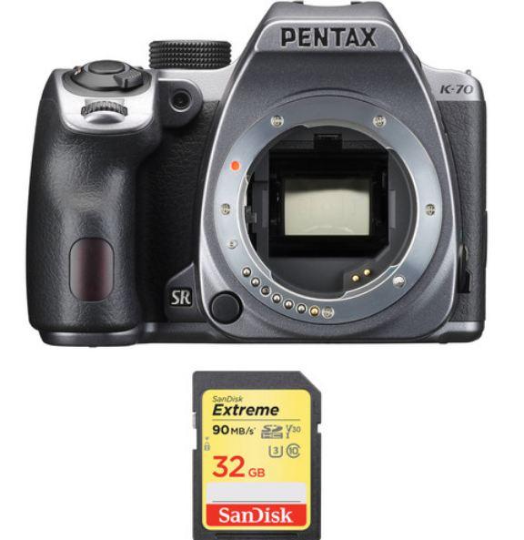 Pentax K-70 DSLR the Best Camera